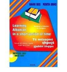 Learning Albanian in a short period of time + CD
