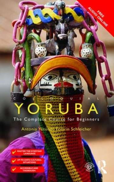 Colloquial Yoruba with MP3-Download