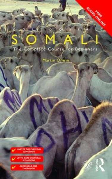 Colloquial Somali with MP3-Download