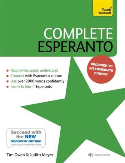 Complete Esperanto : Learn to read, write, speak and understand Esperanto + Audio online