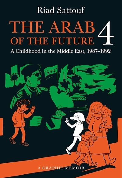 The Arab of the Future 4