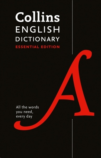 Collins English Dictionary Essential