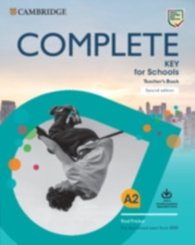 COMPLETE KEY FOR SCHOOLS TEACHERS BOOK +DOWNLOADABLE CLASS AUDIO