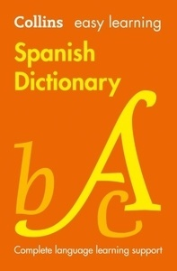 Easy Learning Spanish Dictionary