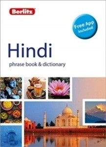 Berlitz Phrase Book x{0026} Dictionary Hindi(Bilingual dictionary)