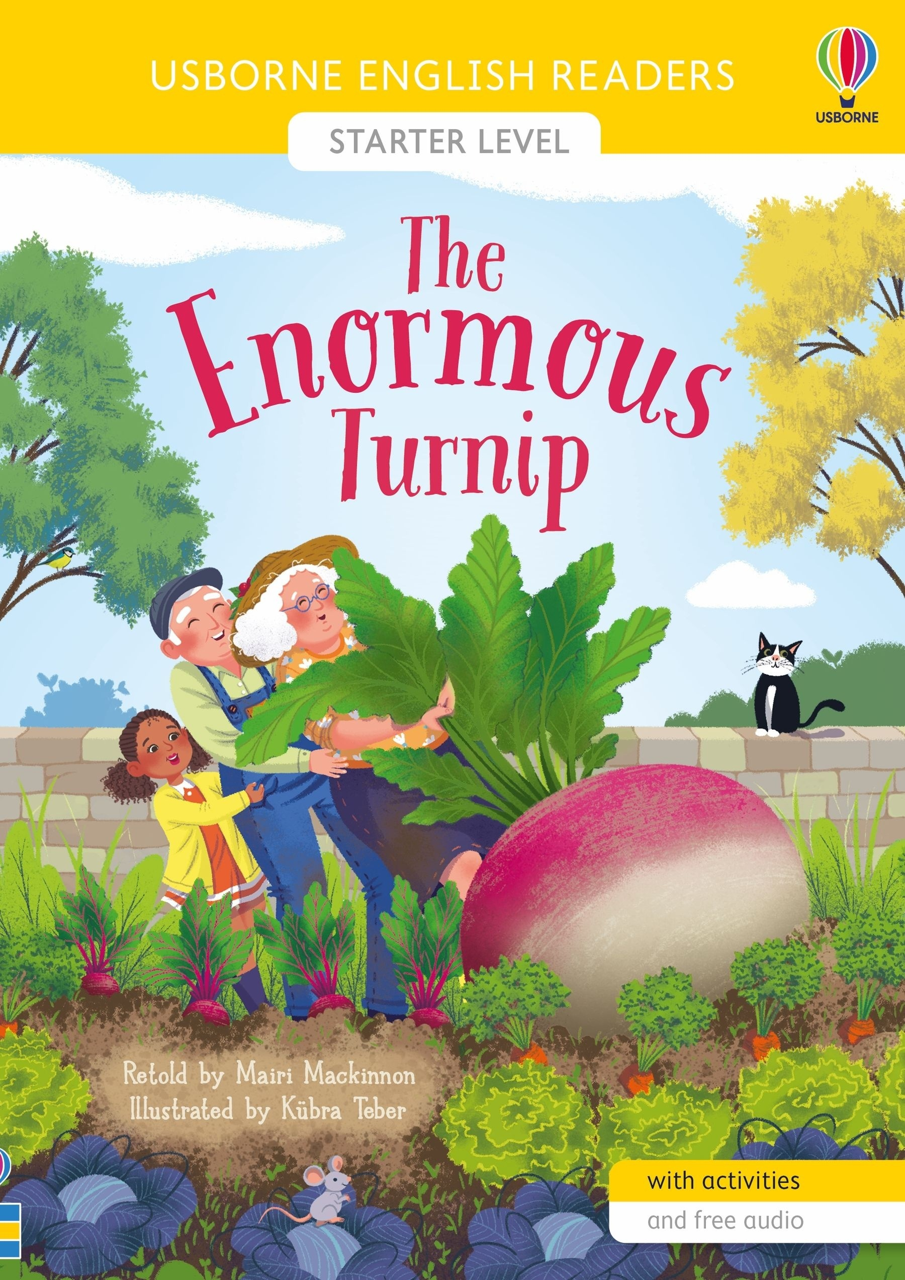 Starter: The Enormous Turnip