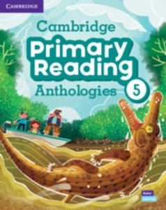Cambridge Primary Reading Anthologies. Students Book with Online Audio. Level 5