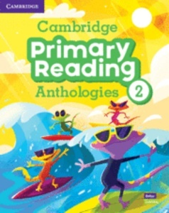 Cambridge Primary Reading Anthologies. Students Book with Online Audio. Level 2