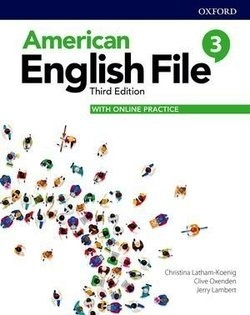 American English File (3rd Edition) 3 Student's Book Pack