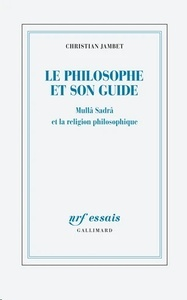 Le philosophie et son guide