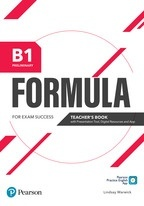 Formula B1 Preliminary Teacher's Book with Presentation Tool Digital Resources x{0026}amp; App