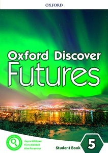 Oxford Discover Futures 5. Student's Book