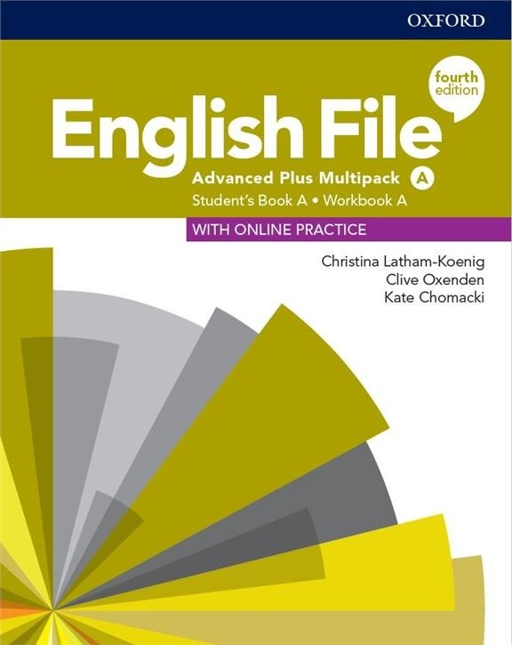 English File: Advanced Plus: Student's Book/Workbook Multi-Pack A
