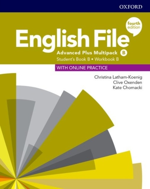 English File: Advanced Plus: Student's Book/Workbook Multi-Pack B